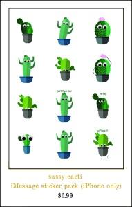 sassy cacti